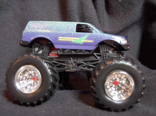 Custom Monster Truck Toys Custom Toy Truck